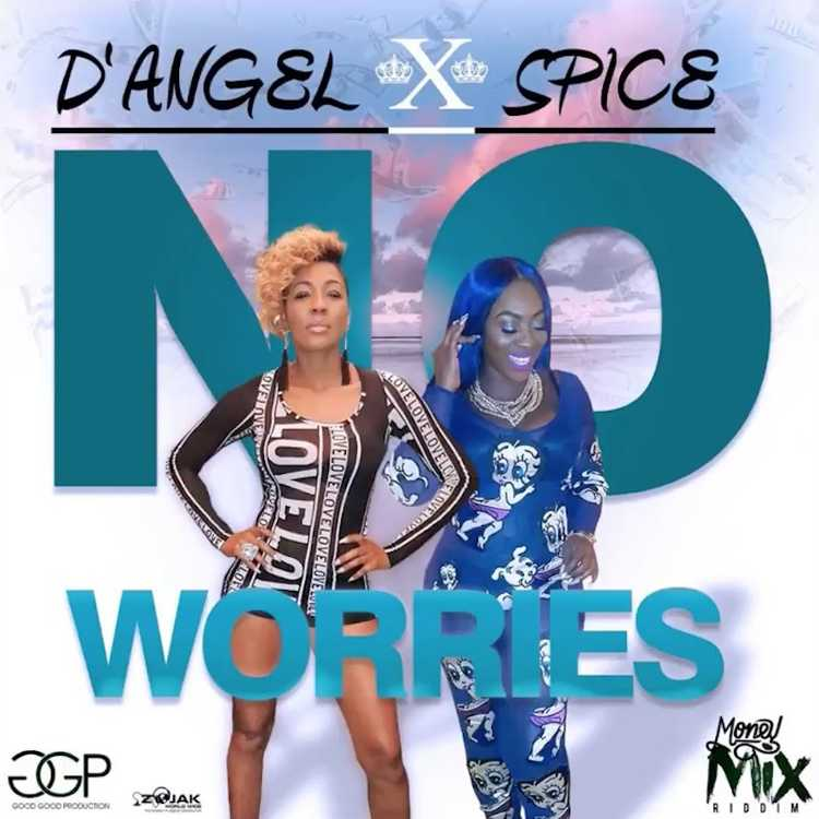 Spice, D' Angel - No Worries